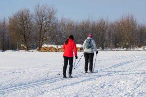 marche nordique hivers