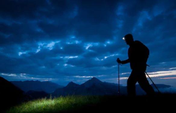 randonnée noctune