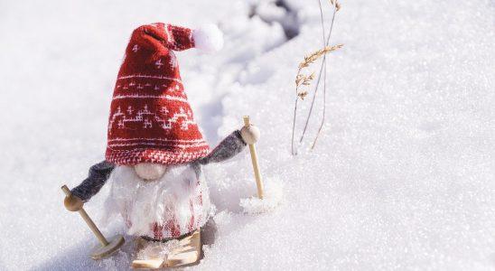 marche nordique pendant le froid