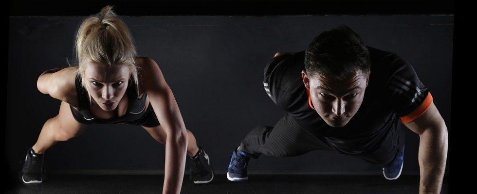 faire du sport avec son corps